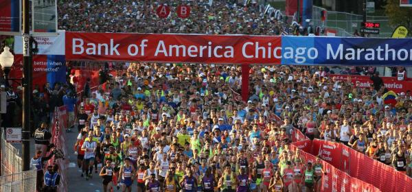 芝加哥马拉松因疫情取消,世界六大马拉松赛只剩伦敦