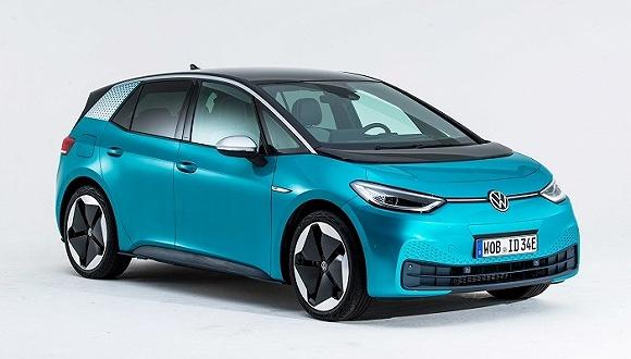 售价3.56万欧元起,大众旗下最受关注电动车型ID.3将于7月20日起售