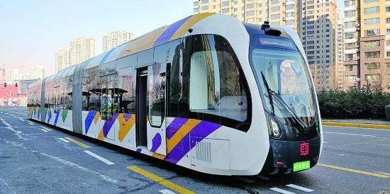 哈尔滨智轨列车要来啦