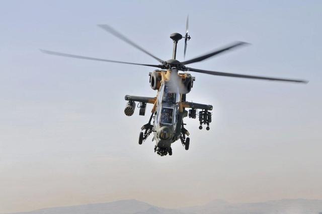 土耳其T129直升机因美制裁难交付 菲律宾仍坚持采购