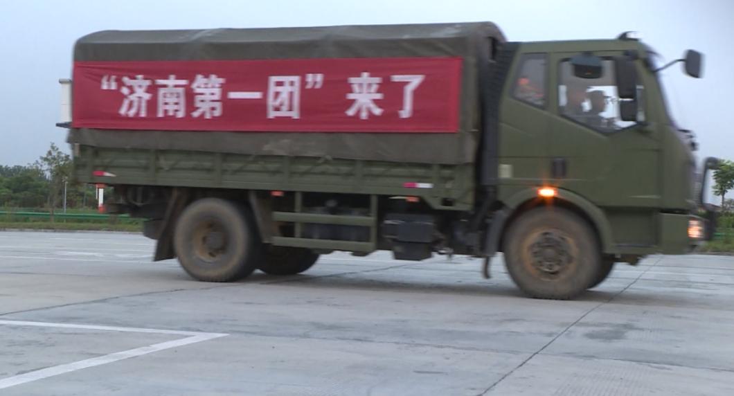 杏悦:东部战区重兵杏悦增援目的地江图片