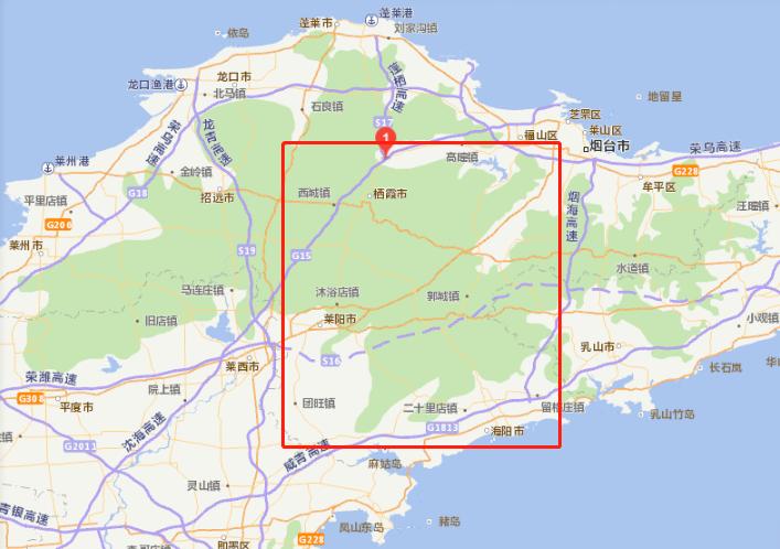 喜讯!烟台栖霞至海阳高速公路加速推进, 现在正在……