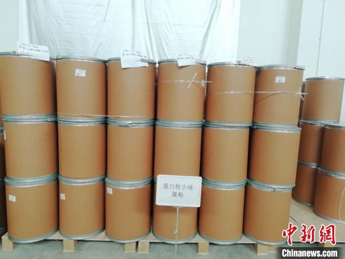 云南保山上半年出口小球藻28吨 成为高原特色农产品新亮点