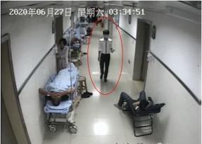 深圳男子医院病房偷走陪护者手机,曾在另一医院急诊室偷两部手机