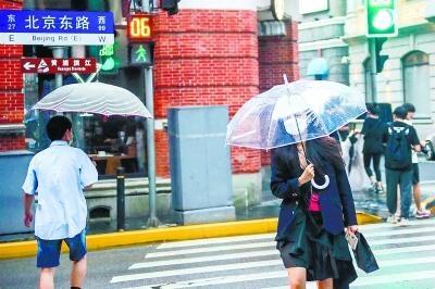 """宝山今年梅雨量已刷新历史极值 """"梅完梅了""""!今明(15、16日)两天仍有暴雨"""