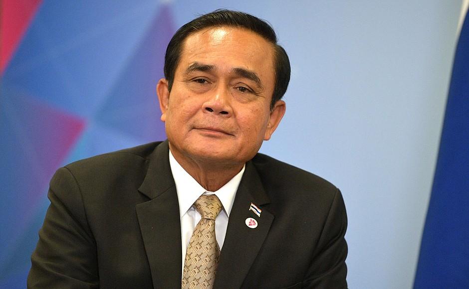 泰国总理巴育(资料图)