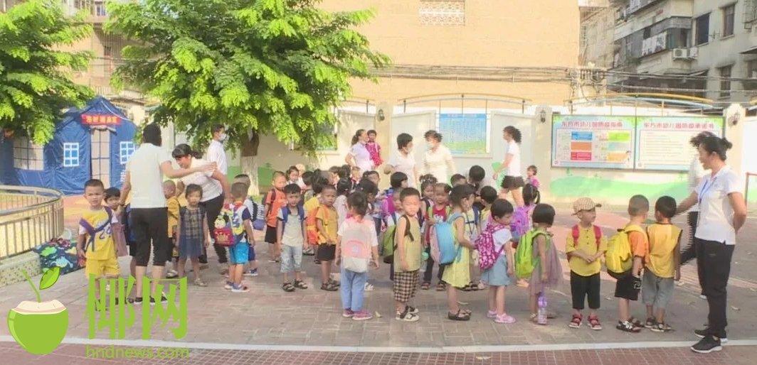 减税减租、水电费可缓缴……海南出新策帮扶民办幼儿园和校外教育培训机构