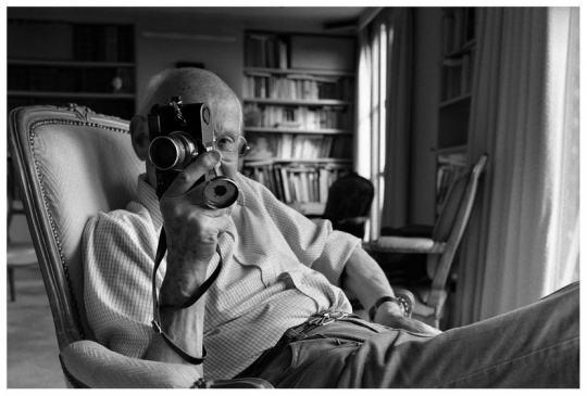 """五位策展人眼中的布列松:威尼斯新展再演""""决定性瞬间"""""""