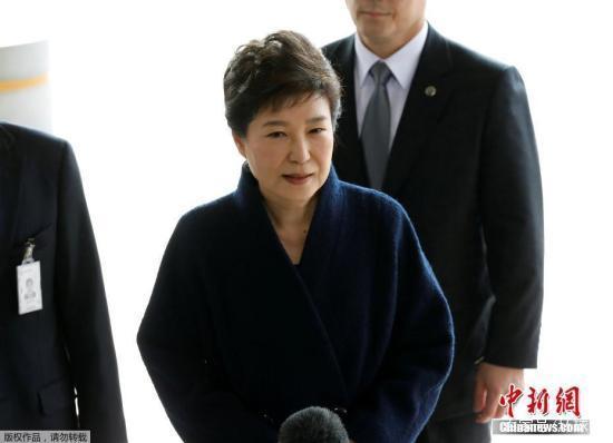 韩媒:韩检方不服朴槿惠案重审判决 再提起抗诉