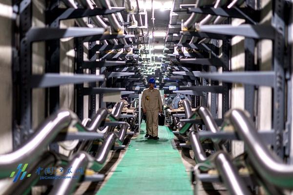 全国最大规模高压电缆入廊工程在宁全杏悦面,杏悦图片