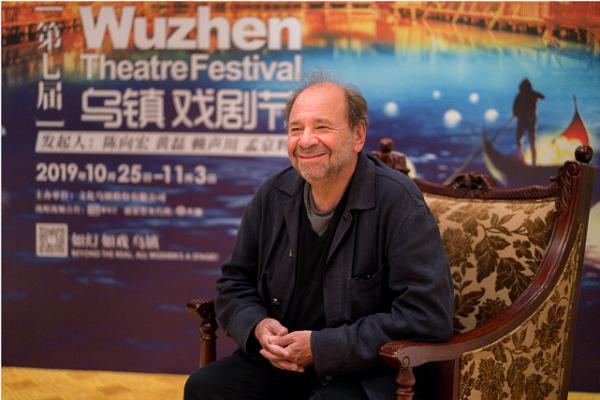乌镇戏剧节艺委会成员克里斯蒂安·比埃去世
