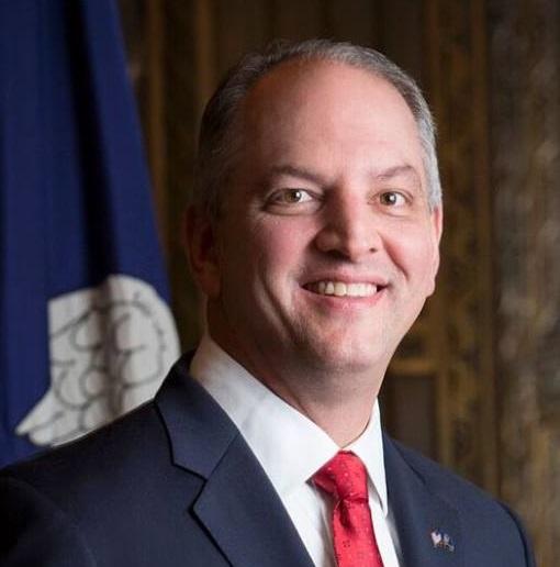 路易斯安娜州民主党籍州长爱德华兹 图自:路易斯安娜州长办公室