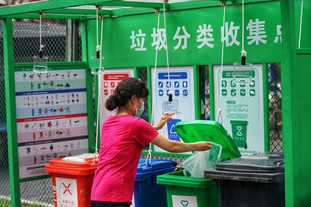 杏悦:北京16区垃圾分杏悦类工作将纳入市级图片