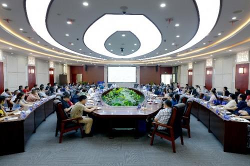 湖南常德教科院联合升学e网通共同举办教学管理与生涯教育研讨会
