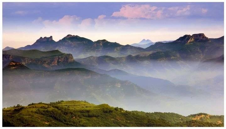 齐鲁美景 峰奇石怪,山东鲁山森林风景区本周六开业