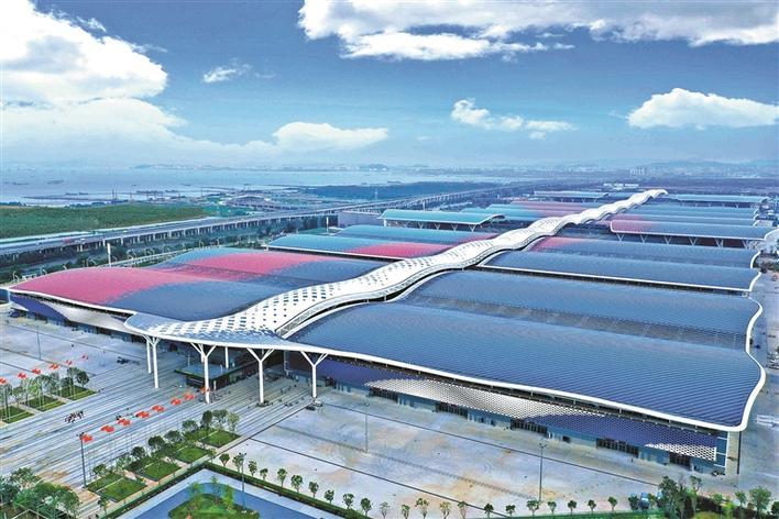 深圳国际会展中心(一期)荣获中国钢结构