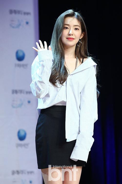 RedVelvet成员Irene裴珠泫 担任电影《Double Patty》主演