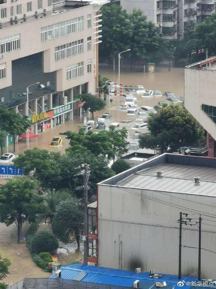 【杏悦】施州恩施市城区清江漫杏悦堤大面积图片
