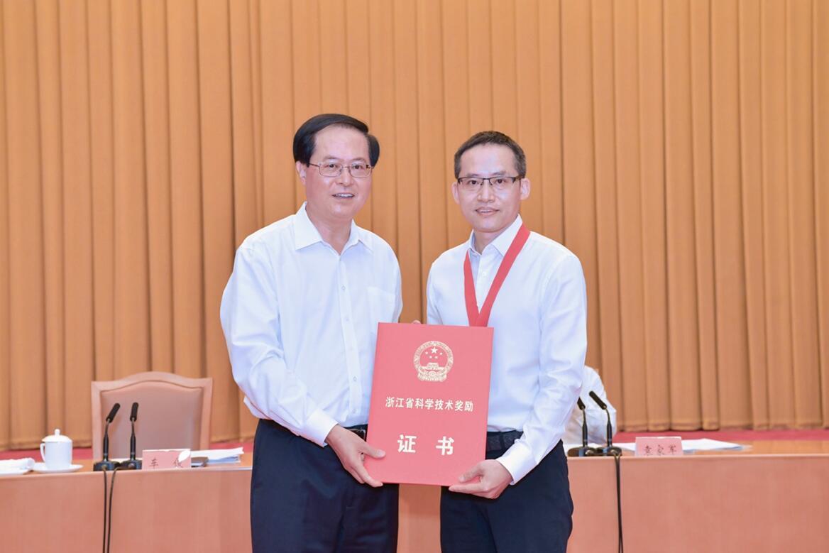 阿里张建锋团队获浙江科技大奖