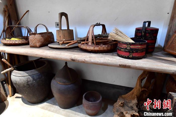 探访福州乡村博物馆:老物件演绎