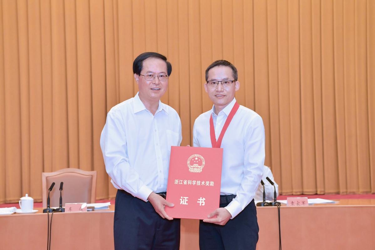 阿里张建锋团队获浙江科技大奖 达摩院成世界顶级科研机构