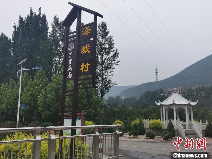 雨后的泽城,多了几分江南水乡的清润。 杨杰英 摄