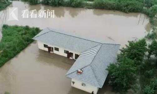 视频|长江江苏段持续高水位 部分船舶和水域实施限航图片