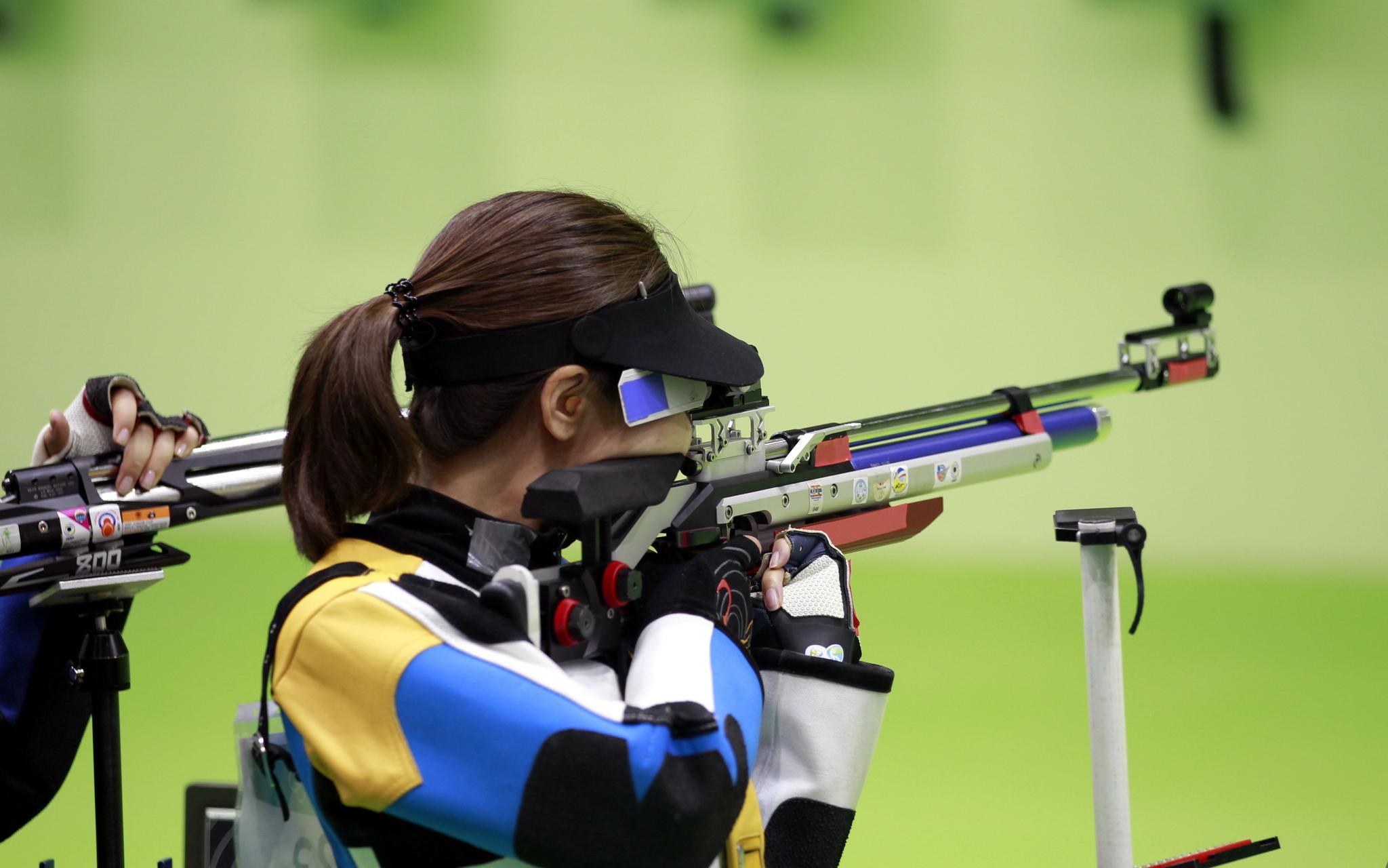 「杏悦」东京奥运会看杏悦点|中国射击队还得和首金较图片