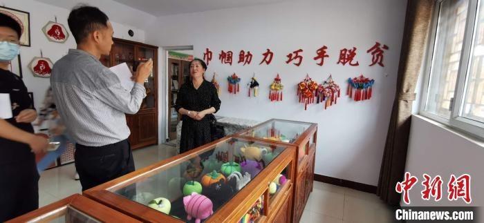 宋家沟村成为山西省AAA级乡村旅游示范村。 张云 摄