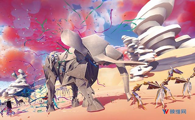 探索人工智能仿真世界,《Paper Beast》即将登陆Oculus Rift平台