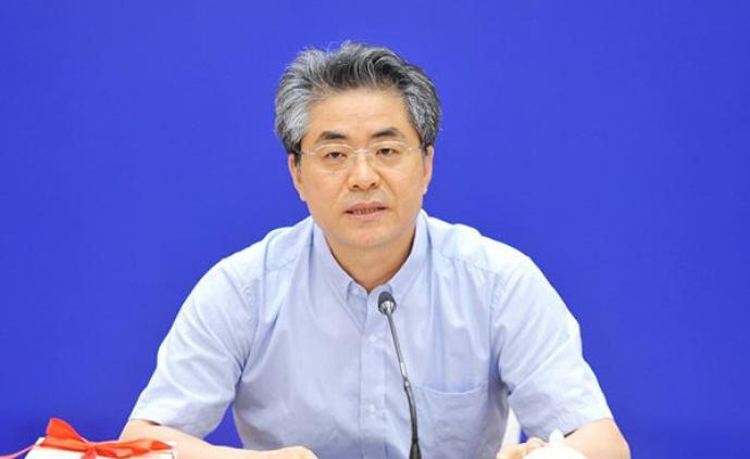 [杏悦]委常委宣传部杏悦部长张福海已兼任省委秘图片