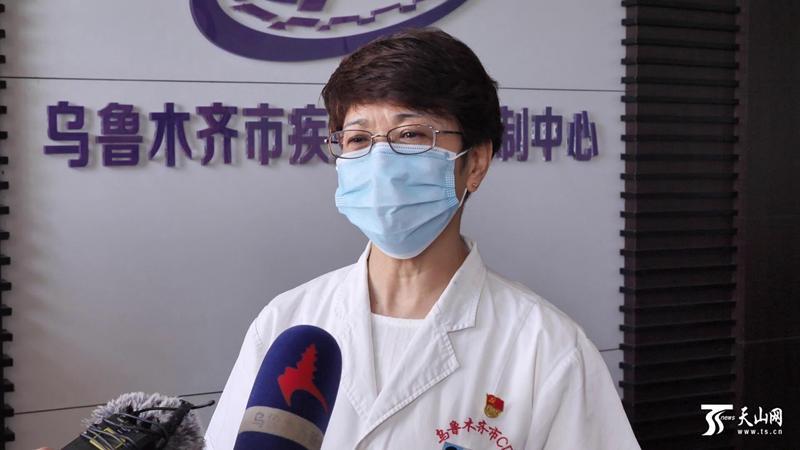 乌鲁木齐市疾控中心主任:疫情形势总体可控,请大家不要恐慌图片
