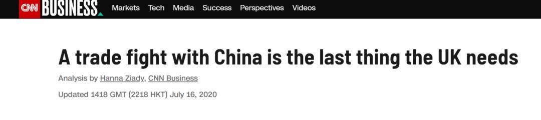 「杏悦」CNN忍杏悦不住提醒对华贸易摩擦是图片