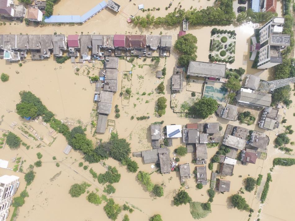 【杏悦】西7月6日以来的杏悦洪涝灾害已致687图片