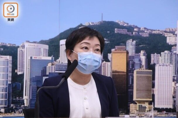 「杏悦」香港8小时新增破百林郑月娥杏悦最新部署图片