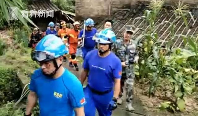 杏悦:崩塌杏悦重庆开州发生3起山体滑图片