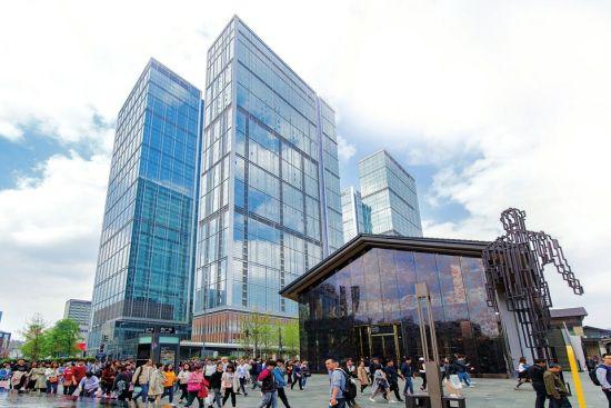 对标伦敦纽约东京上海 成都规划国际大都市建设