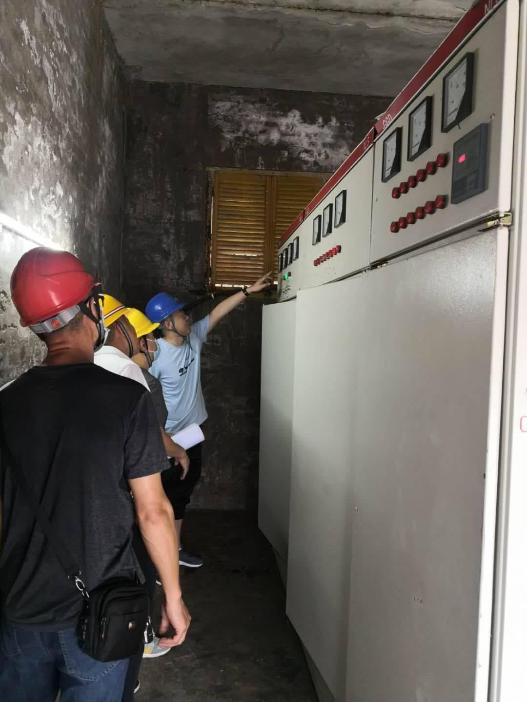 护航高考 四川岳池首次启用双电源控制柜