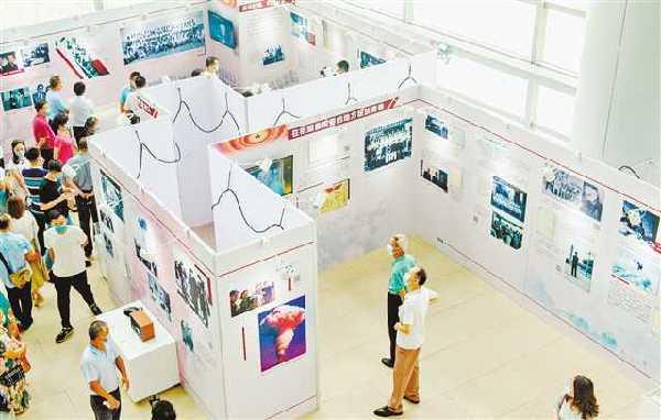 中国科学家精神主题展全国巡展走进重庆