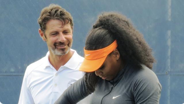网球赛季下月重启,小威教练莫拉托格鲁依然悲观