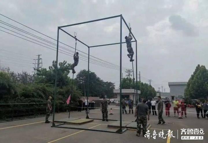 170余名选手显身手,滨州第二届安全生产应急救援技能竞赛举办