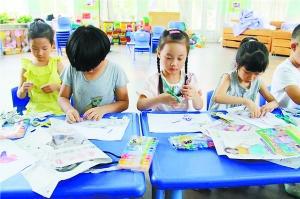 让家长们省心的学校 成都嘉德蒙台梭利幼儿园