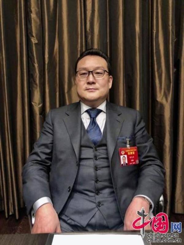 """全国政协委员薛光林:香港国安法要在香港社会建立一道""""防火墙"""""""