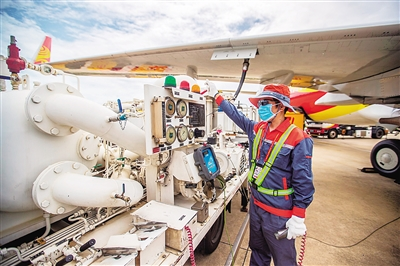 海南保税航油销售价格国内最低