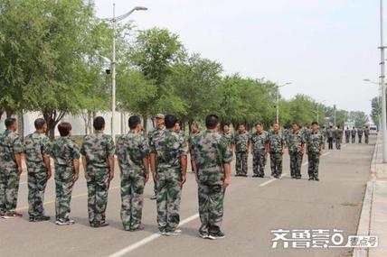 """博兴县人武部组织开展""""七一""""国防教育活动"""