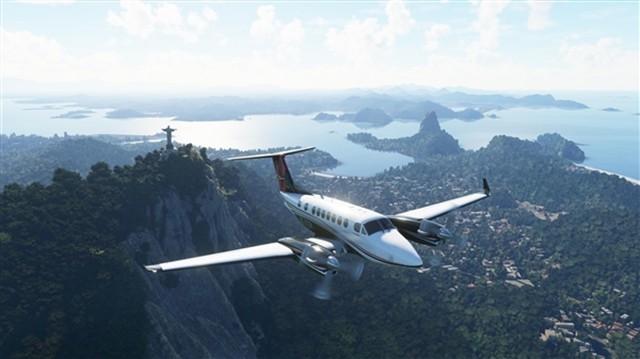 《微软飞行模拟器》8月18日上架PC 公布最高和最低配置