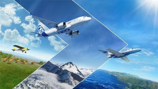 《微软飞行模拟器》即将8月18日登陆PC