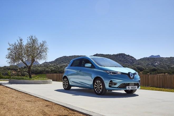 雷诺上半年全球销售超125万辆 电动车增长38%