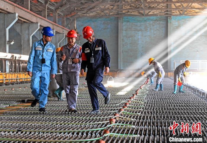 上半年广西全社会用电量增速位于