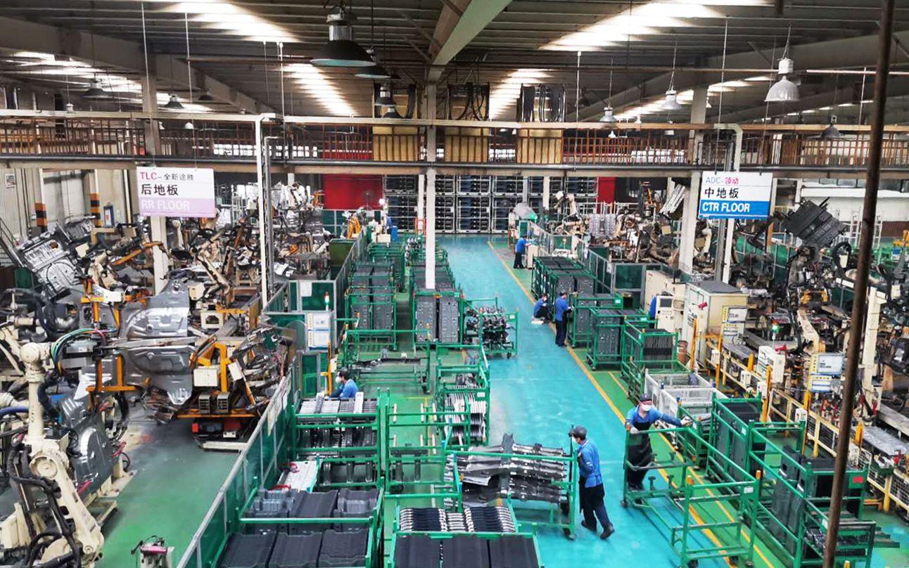 【杏悦】兴谷开发区工业企业今年首现正杏悦增长图片